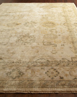"Exquisite Rugs ""Oushak Neutrals"" Rug"
