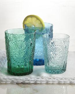 Fleur-de-Lis Glassware