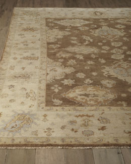 "Exquisite Rugs ""Juniper"" Oushak Rug"