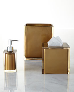 "Pacific Coast Home Furnishings ""Moderna"" Vanity Accessories"