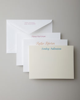 Carlson Craft Casual Correspondence Cards