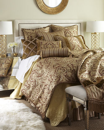 Queen Botticelli Comforter, 92