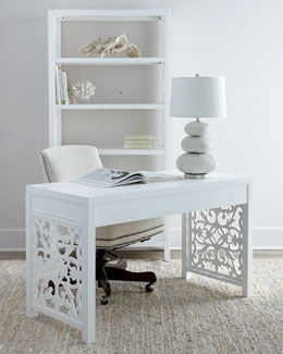 """White Spur"" Office Furniture"