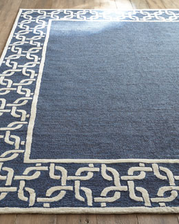"""Border Link"" Outdoor Rug"