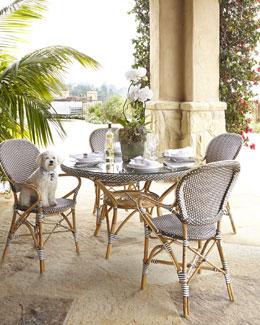 """Danielle"" & ""Isabell"" Outdoor Dining Furniture"