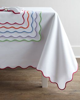"Matouk ""Lanai"" Table Linens"