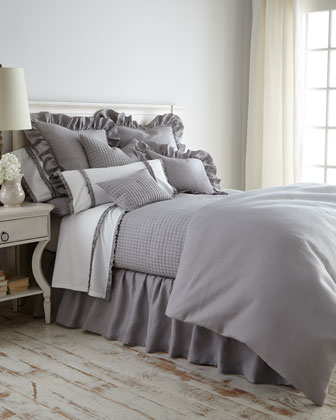 Full Petite Ruffle Sheet Set