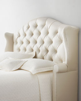 """Devona"" Tufted Headboard"