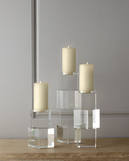 "Global Views ""Escalier"" Candleholders"