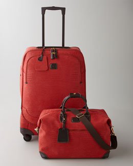 "Bric's Geranium ""Safari"" Luggage Collection"