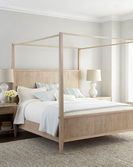 """Karington"" Natural Bedroom Furniture"