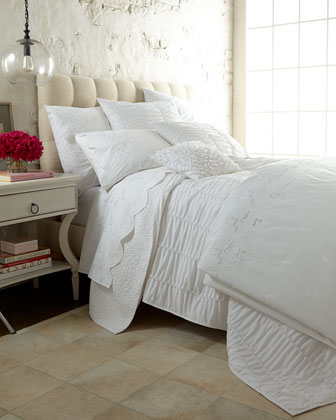 King Embroidered Duvet Cover, 105