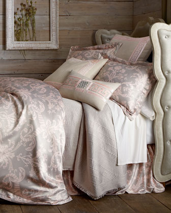 King Battersea Quilted Coverlet, 118
