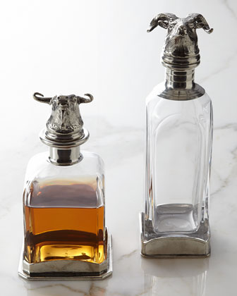 Animale Ram Decanter