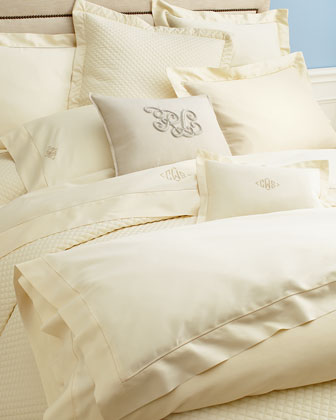 Two Standard Pillowcases, Plain