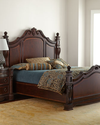 Catherine California King Bed