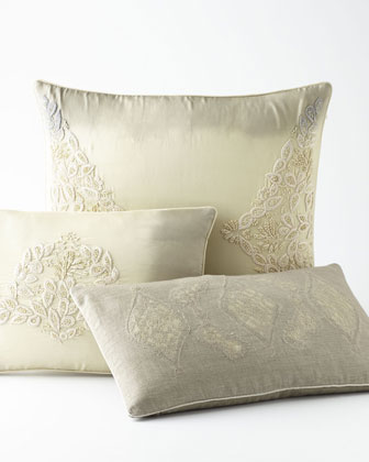 Gabrielle Sequined Pillow