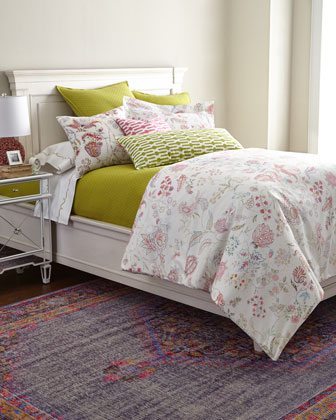King Mirabelle Botanical Duvet Cover, 101