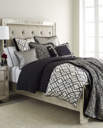 Queen Ironwork Duvet Cover, 90