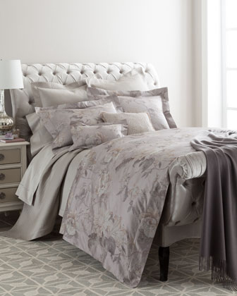Queen Diamond Pique Coverlet, 96