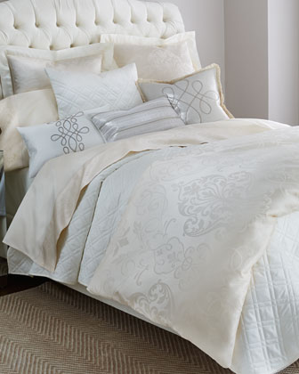 Standard Ornato Pillowcase