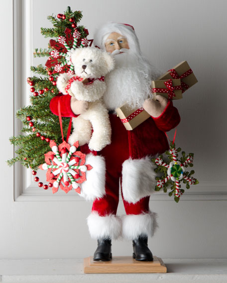 My Christmas Bear Santa