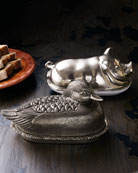 Pewter Butter Dishes
