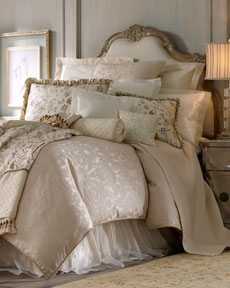 "ISABELLA COLLECTION ""Calais"" Bed Linens"