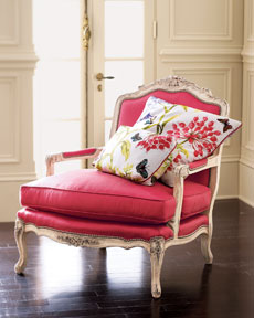 "Old Hickory Tannery ""Marla"" Chair"