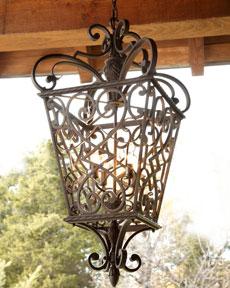 """French Quarter"" Lantern"