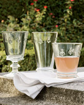 Horchow - Glassware