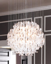 Glass Pendant Light - Horchow                                                                                                                                                           Footer_Promo