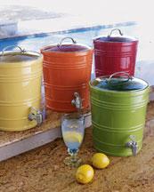 Ceramic Beverage Dispensers