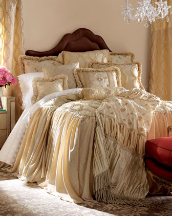 Queen Coverlet