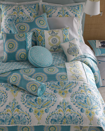 Full/Queen Azure Sky Comforter, 92