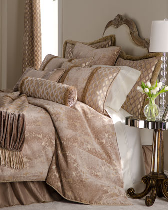 King Damask Duvet Cover, 108