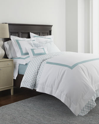 Full/Queen Graphics Trellis Duvet Cover, 88