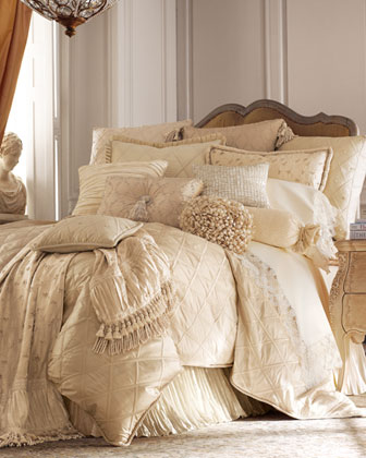 Lattice-Textured Full/Queen Duvet Cover, 86