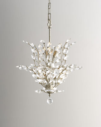 Upside-Down Chandelier