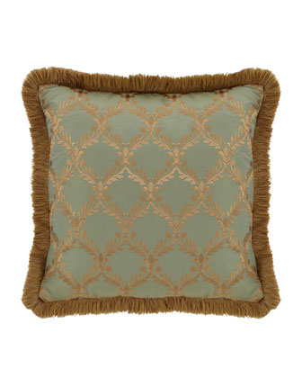 Roma Pillow with Fringe, 20