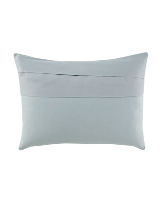 King Belgravia Ice Blue Duvet Set